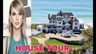 Taylor Swift's House Tour 2017 (inside & outside)