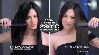 Watch #BeyondBeautiful Julie Ann San Jose transform her hair to get up to 97% damage protection