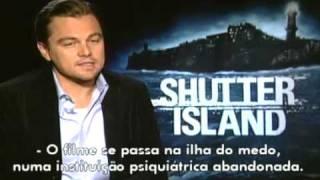 Na Integra - Leonardo DiCaprio conta da gravação do Novo Filme ''Ilha do Medo'''