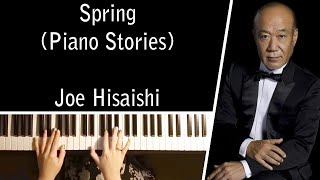 Spring from Piano Stories by Joe Hisaishi