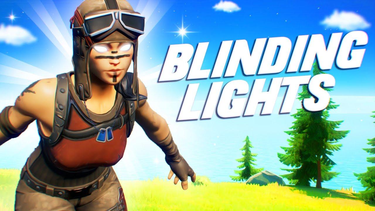SoaR Smacks - Blinding Lights 🎆 (Fortnite Montage)