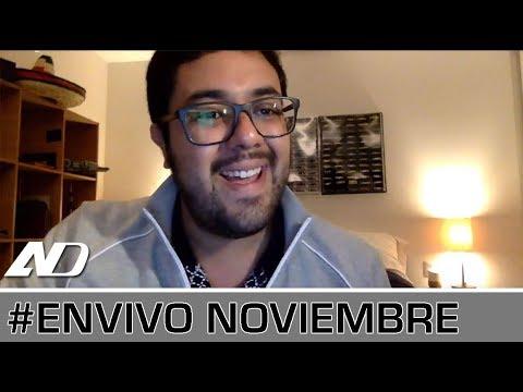 """#EnVivo Noviembre 2017 - ¿Qué esperamos para el próximo año"""""""