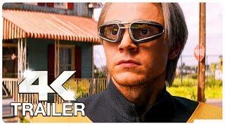 X-MEN DARK PHOENIX : 5 Minute Trailers (4K ULTRA HD) NEW 2019