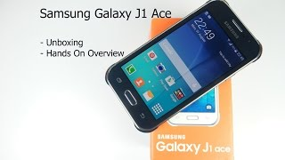 Samsung j1 ace unboxing hindi width=