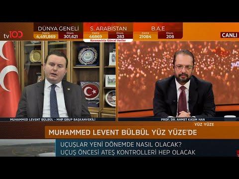Ahmet Kasım Han ile Yüz Yüze | 14 Mayıs 2020