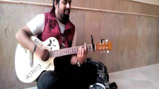 Rockstar-Ali zafar(Cover)