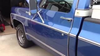 1975 Chevy Silverado for Sale
