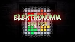 Elektronomia - Sky High | UniPad Cover