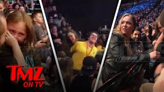 Ronda Rousey Has A New Tag Team Member | TMZ TV
