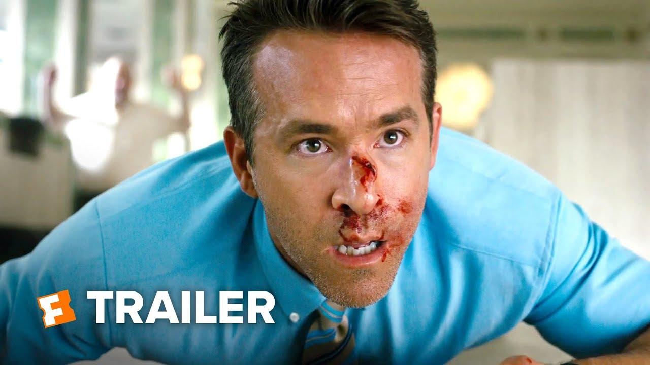 Free Guy Trailer #1 (2020)