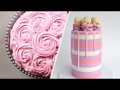 Mesmerizing Cake Decor ? Tasty Recipes
