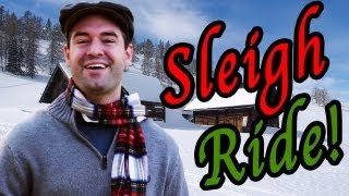 Sleigh Ride! (Holiday A Cappella Cover)
