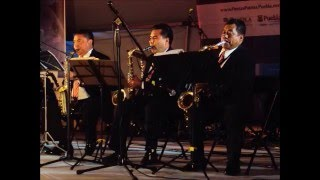 AMANTES ( Instrumental en vivo ) Orquesta de la ssp Puebla.