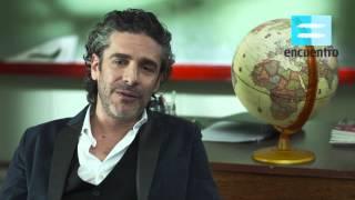 Minientrevista: Leonardo Sbaraglia (El cine va a la escuela) - Canal Encuentro HD