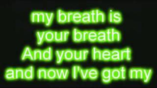 One time - Justin Bieber + Lyrics