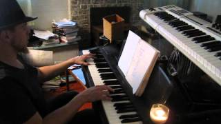 Kanye West Spaceship Piano Cover GLC Consequence