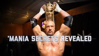 Cinco secretos de WWE WrestleMania