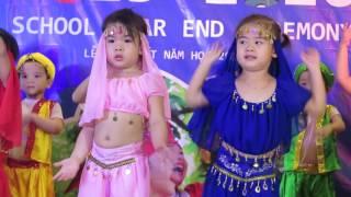 Alibaba Dance - Pre 1 Bi - Campus 2