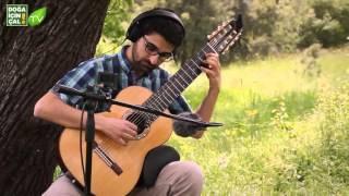 DOĞA İÇİN ÇAL - Microtonal Guitar - Ara Dinkjian