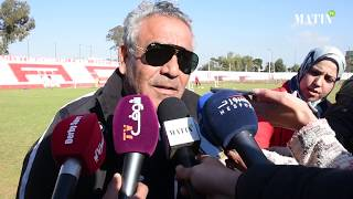 Faouzi Benzarti : «Il faut faire le maximum pour s'imposer»