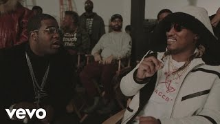 A$AP Ferg - New Level ft. Future (Behind The Scenes)