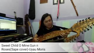 Sweet Child O Mine:Gun n Roses - Uyau Moris