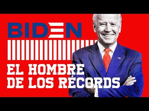 JOE BIDEN: 5 COSAS que NO SABÍAS del nuevo PRESIDENTE de ESTADOS UNIDOS | RTVE Noticias