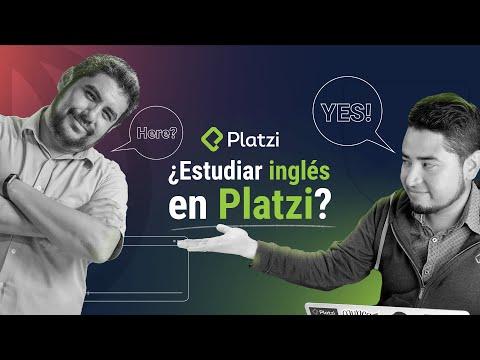 ¿Se puede aprender inglés en Platzi? 🤔