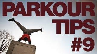 Parkour Tips #9 | Balance - Rail Walking | Parkour Generations