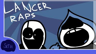 [DeltaRune] Lancer raps