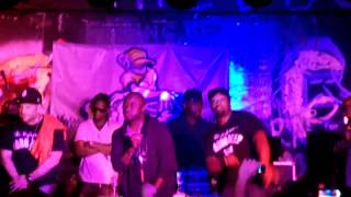 """Mobb Deep """"Give Up The Goods"""" feat Big Noyd Live at SXSW 2012"""