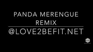 LOVE 2 BE FIT STUDIO - PANDA MERENGUE REMIX by Desiigner