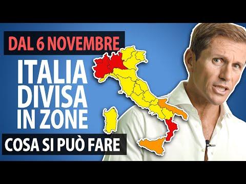 ZONE ROSSE, GIALLE E ARANCIONI: cosa si può fare | avv. Angelo Greco