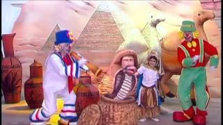 Pirlimpimpim Brinquedos - Patati Patatá - Volta ao mundo.flv