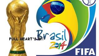 We are one (ole ola) Lyrics - [2014 FIFA World Cup Song]  Pitbull - Claudia Leitte - Jeniffer López