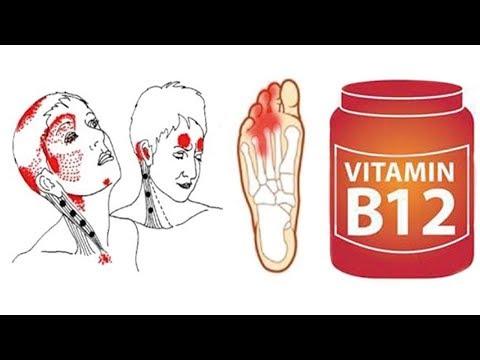 Anzeichen eines Vitamin B12 Mangels solltest du NICHT ignorieren - Video