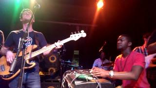 """Snarky Puppy - LIVE in Dallas Crowd Sing Along """"Shofukan"""""""