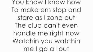 [LYRICS] Club can't Handle Me- Flo Rida [LYRICS]