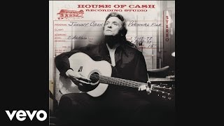 Johnny Cash - It's All Over (Audio)