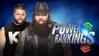 WWE Power Rankings 23 de julio de 2016