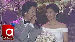 """Liza, Enrique sing """"Smile In Your Heart"""" on ASAP"""