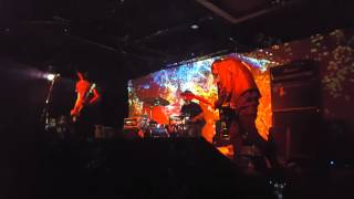 """Bloody Knives """"Slow It Down"""" Live in Seattle @ Highline Bar 09APR2016"""