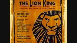 Hakuna Matata-The Lion King Broadway(lyrics)