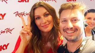 E encontrar a  Gisele Bündchen?  - Rock in Rio 2017 - ep.02