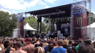 Asking Alexandria- Not the American Average (Breakdown Live)