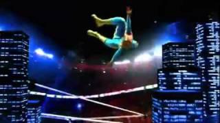 WWE RAW 2011 opening intro + opening pyro - YouTub