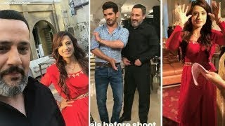 Ishq Mein Marjawan serial  actors off screen masti | Arjun Bijlani, Nia Sharma