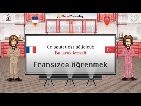 Fransızca öğrenmek istiyorum online 2 Fransızca öğrenmek