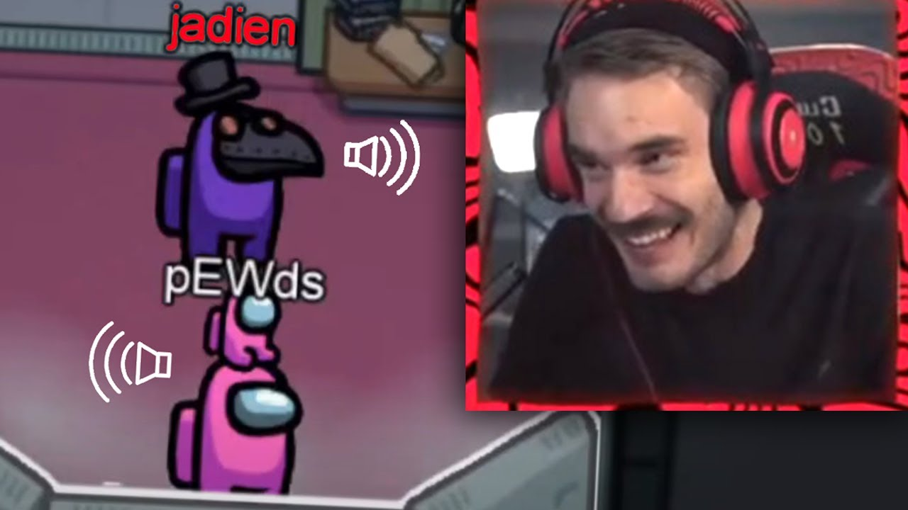 PewDiePie - New Among Us Update! (😂😂😂😂😂😂😂😂😂😂😂😂Very Funny)