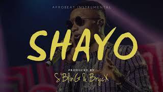 """Shayo"" Afrobeat Instrumental   Wizkid x Mayorkun Type Beat   Collab w/ Brycx"